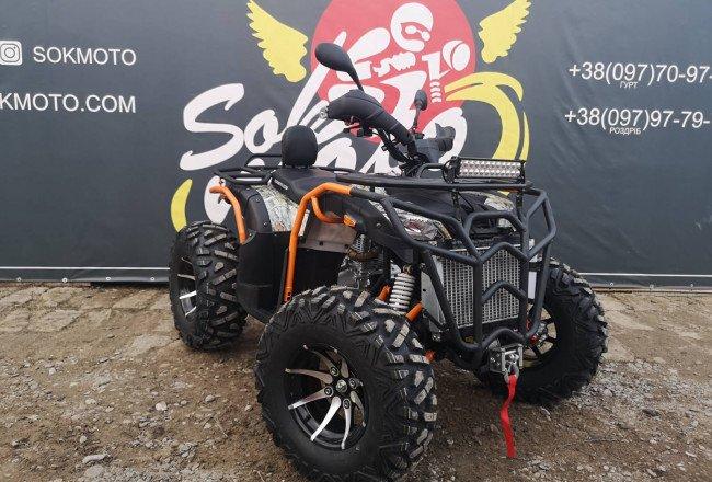 Квадроцикл SokMoto 300сс 4х4