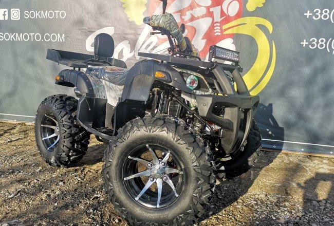 Квадроцикл SokMoto 250куб кардан АВТОМАТ